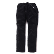 CALEE CORDUROY EASY PANTS <BLACK>